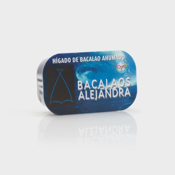 HIGADO AHUMADO BACALAO